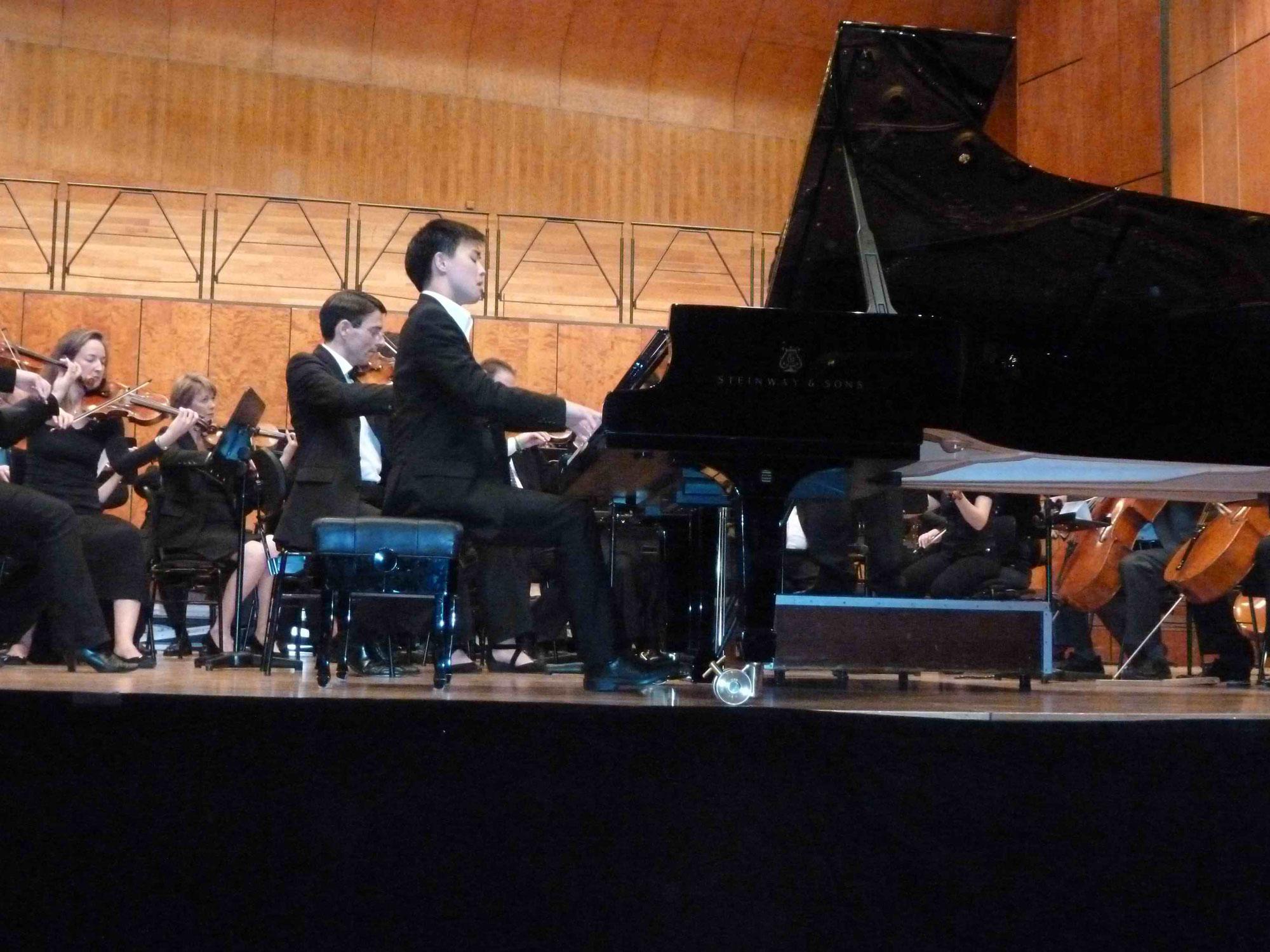 Brahms Klavierkonzert Nr. 1 | Filharmonie Filderstadt